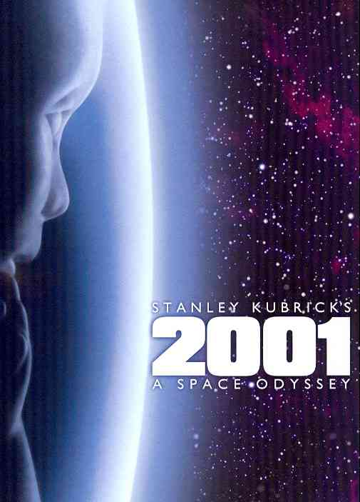 2001:SPACE ODYSSEY BY KUBRICK,STANLEY (DVD)